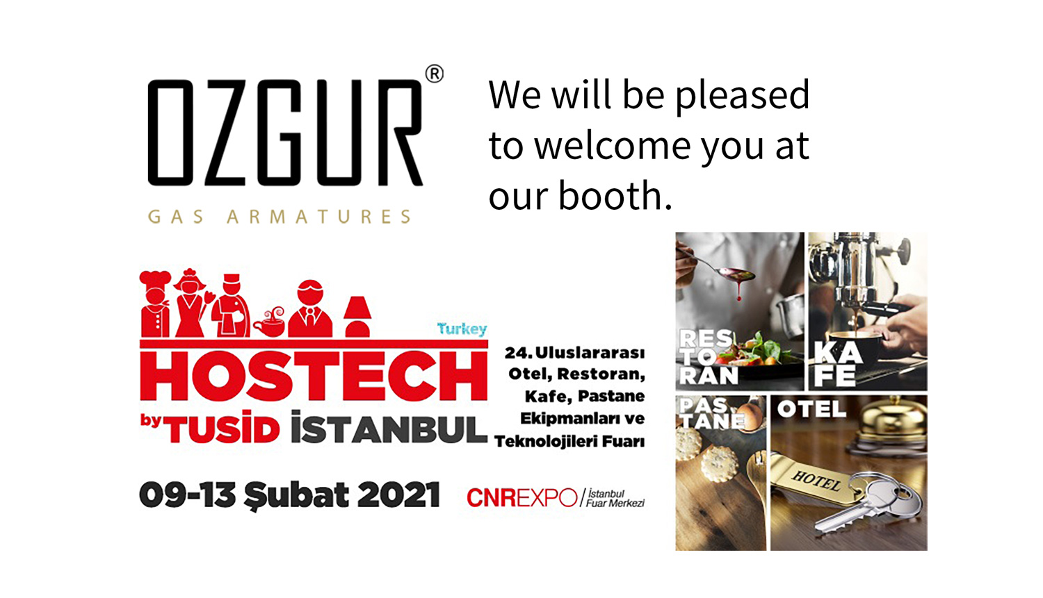 We are on Hostech 2021